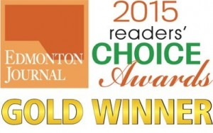 Edmonton Journal Readers' Choice 2015